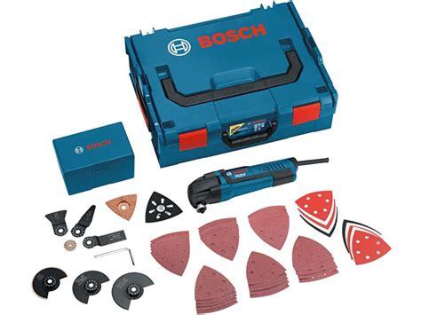 Multi Cutter bosch gop250ce 110v multi cutter in l boxx and 48 accessories