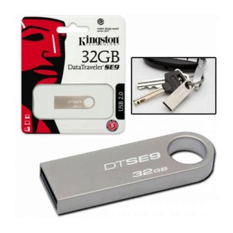 Toshiba Metal Flashdisk Usb 32gb Thn U401s0320c4 32 Gb kingston dtse9h 32gb usb 2 0 flashdisk metal kasa bizdehesapli