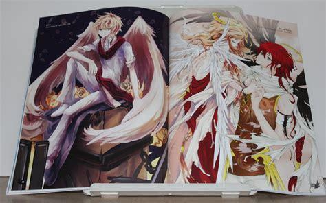 anime artbook anime artbook interior photo 2 by