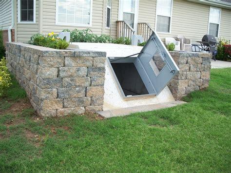 underground spring in backyard stashvault underground storm tornado shelter in landscaping