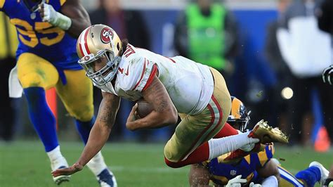 niners and rams score 49ers vs rams score san francisco can t even lose