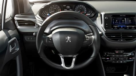 Image Gallery Peugeot 208 Interior