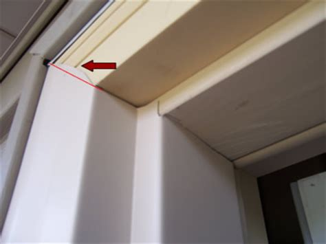 Front Door Fascia Door Fascia How To Remove Rv Fascia Moulding Mountainmodernlife