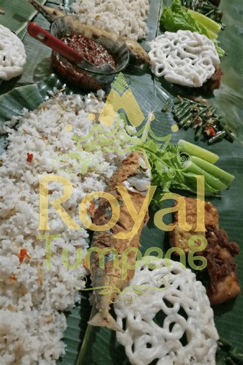 pesanan nasi liwet bapak bernes  menteng jakarta pusat