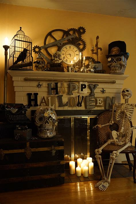 indoor home decor 25 indoor halloween decorations ideas magment