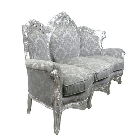 divani barocco divano grigio barocco