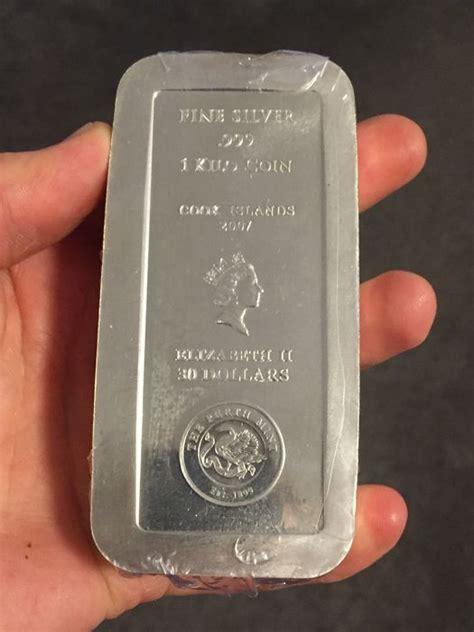 1 kilo silver bar perth mint australia perth mint 30 dollars 2007 999 silver