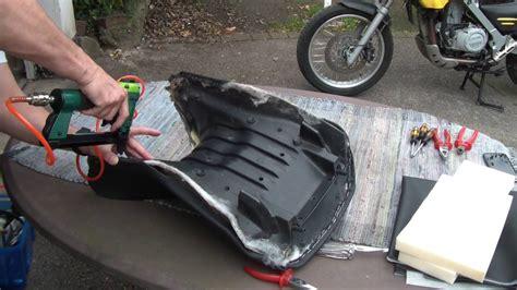 Bmw Motorrad Sitzbank Gebraucht by Sitzbank Aufpolstern Einzelsitzbank F 650 Gs R13 2004