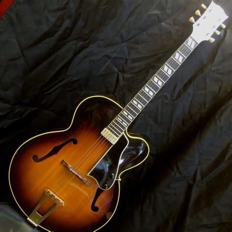 best jazz guitars gibson vintage archtop guitar guitars n jazz