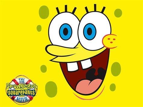 gambar spongebob  wallpaper wajah spongebob