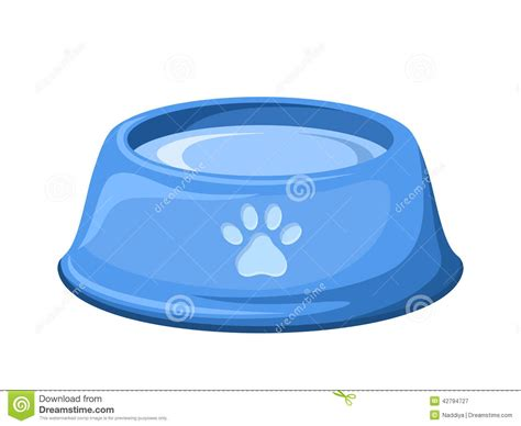 dogs watering food and water clipart clipart suggest