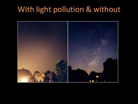 What Is Light by Light Pollution