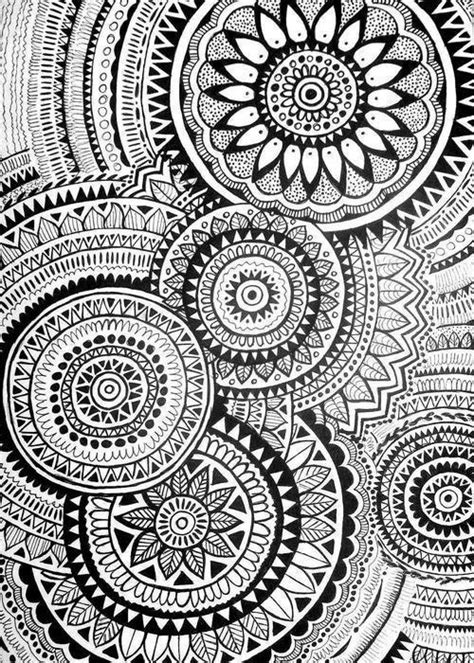 pattern mandala drawing henna designs beautiful backgrounds pinterest henna