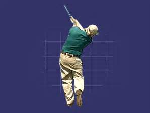 john daly golf swing analysis bbc sport academy golf skills follow through