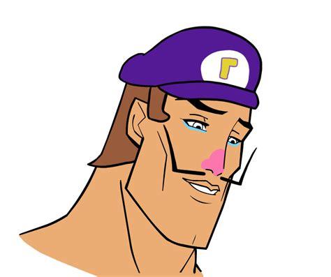 Sexy Face Meme - wario i waluigi know your meme