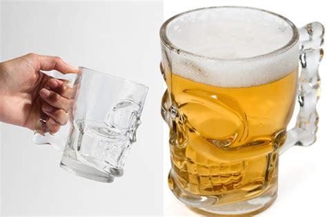 bicchieri da birra vendita i boccali di birra a teschio dottorgadget