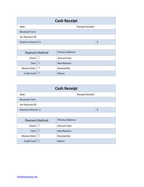 receipt template pdf petty sales receipt template pdf rtf