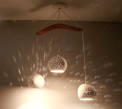 Handmade Lighting - ceramic inspireddesigner