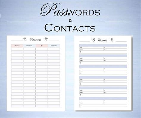 electronic address book template 30 address book templates free word excel pdf designs