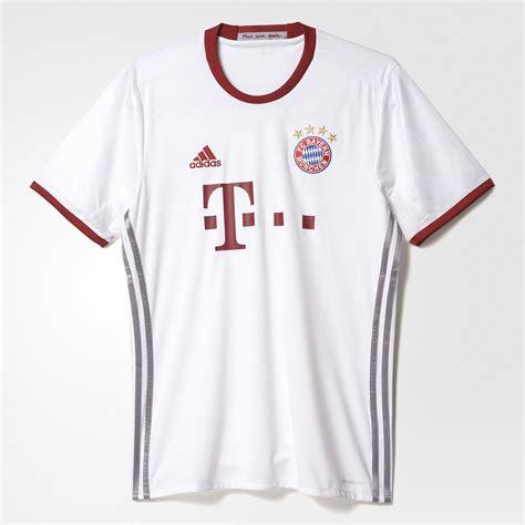 Jersey Bayern Munchen 3rd Kits Adidas Original bayern munich 16 17 third kit released footy headlines