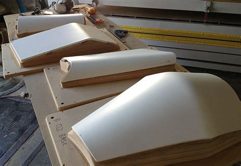 corian thermoforming situ fabrication