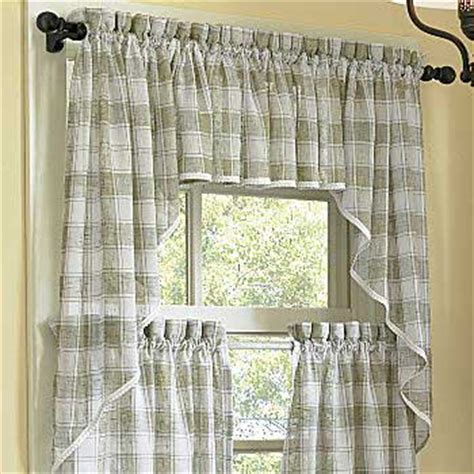 country kitchen window curtains curtain design
