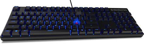 Best Seller Steelseries Apex M500 Mechanical Blue Cherry apex m500 cherry mx mechanical gaming keyboard