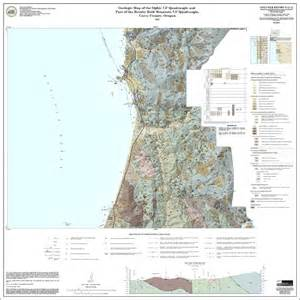 curry county oregon map dogami open file report publication preview o 13 21