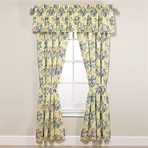 laura ashley linley curtains laura ashley 174 linley 18 inch window valance in light
