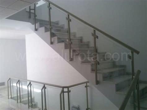 barandilla o barandal instalaci 243 n barandilla de escalera alurota