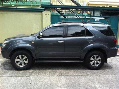 Fortuner Ori Anti Air Pink 2005 toyota fortuner v 4x4 top of the line 3 0 diesel for sale from manila metropolitan area