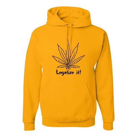 Hoodie 420 Times legalize it marijuana 420 pot stoner high