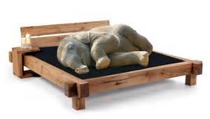 vollholz betten elefanten doppelbett massivholzbett kiefer vollholz 140 x