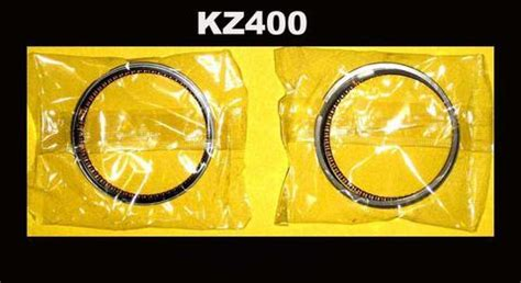 Ring Piston Viosyaris Oversize Standard 1set disaster motors kawasaki kz400 std piston rings set x2 1974 1975 1976 1977 13008 502