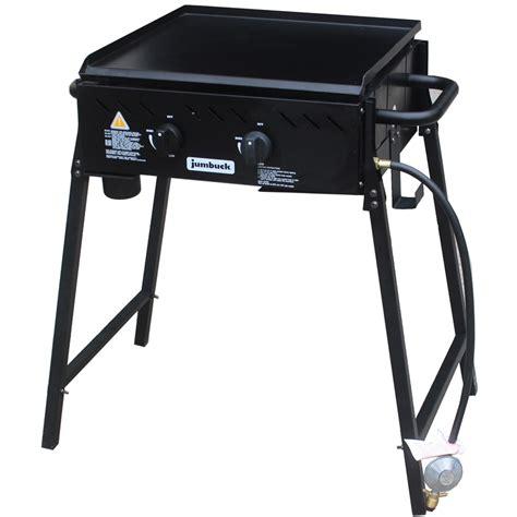 Delta Burner jumbuck 2 burner flat top delta bbq ebay