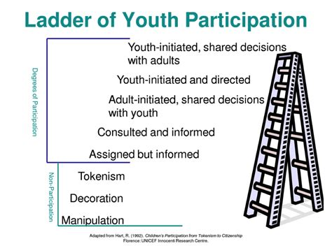 youth media matters participatory cultures and literacies in education books hart s ladder of participation 1992 cadillac