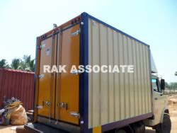 Rak Container shipping container and portable cabin manufacturer rak associate coimbatore