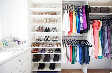 Organize Wardrobe by Small Closet Products To Organize Your Wardrobe Freshome
