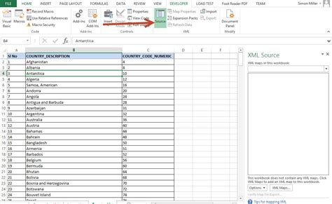 Export Excel Spreadsheet Data To Xml Wiliam Blog Xml Template For Excel