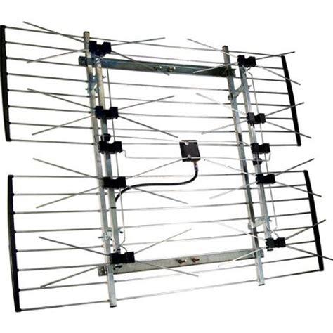 channel master 4228hd range outdoor hdtv antenna walmart