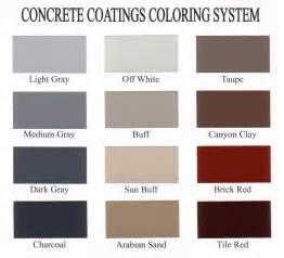 np1 color chart np1 color chart color charts deco crete supply ayucar