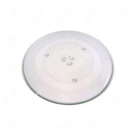 plateau verre plateau tournant verre 36cm four micro ondes brandt ce3610w