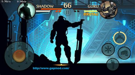 shadow fight 2 v1.9.13 mod apk (how to be titan)gapmod