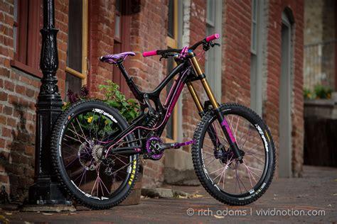 full custom santa cruz   ring  garages bike