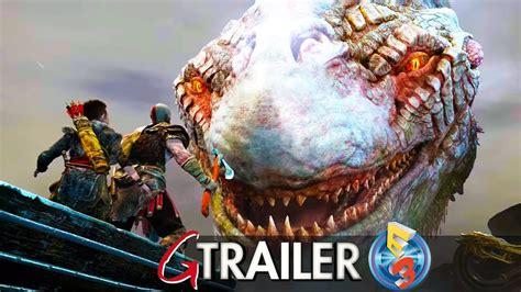 film god of war bande annonce god of war bande annonce badass 224 l e3 youtube