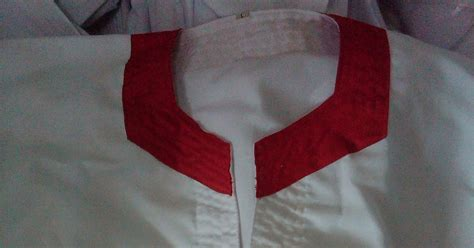 Baju Silat Merpati Putih konveksi pakaian beladiri baju silat merpati putih