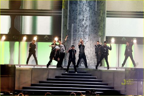 The Pathetic Story The Amas by Nkotbsb S Amas Performance Now Photo