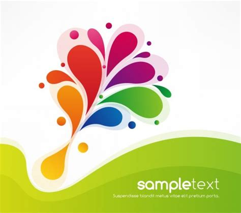 Ballard Designs Coupon Code 28 colorful abstract designs vector by juice all