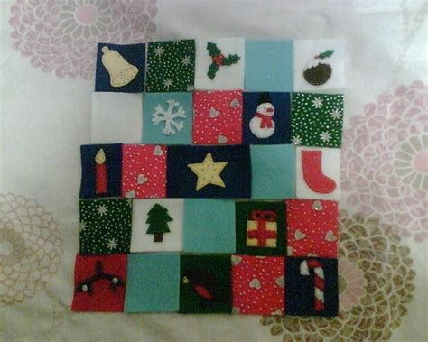 how to make an advent calendar out of paper felt advent calendar 183 how to make an advent calendar