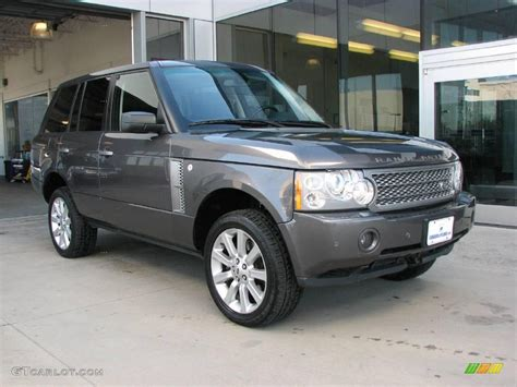 land rover gray 2006 land rover range rover gray 200 interior and